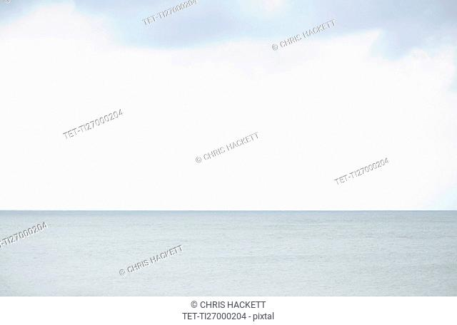 Scenic view of seascape