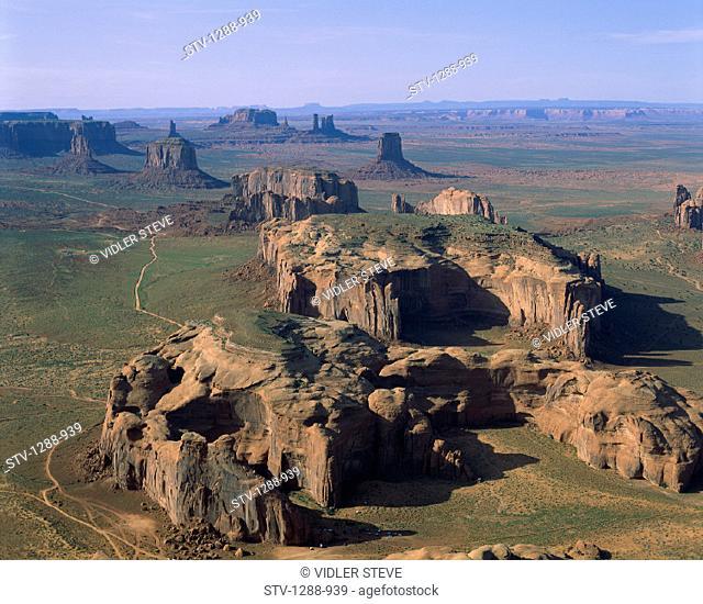 America, Arid, Arizona, Barren, Buttes, Desert, Dry, Holiday, Horizon, Landmark, Mesas, Monument valley, Rocks, Tourism, Travel