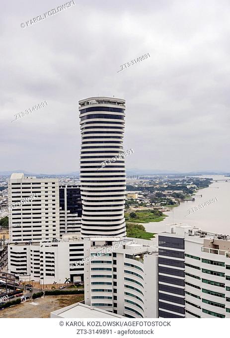 The Point Skyscraper, Guayaquil, Guayas Province, Ecuador
