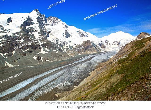 Grossglockner - 3798 m, National Park Hohe Tauern, Austria