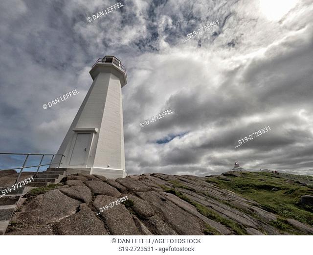 Cape Spear Newfoundland Lighthouse