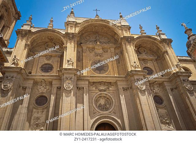 Cathedral of Granada (Andalusia, Spain)