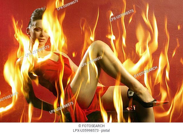 Fiery model