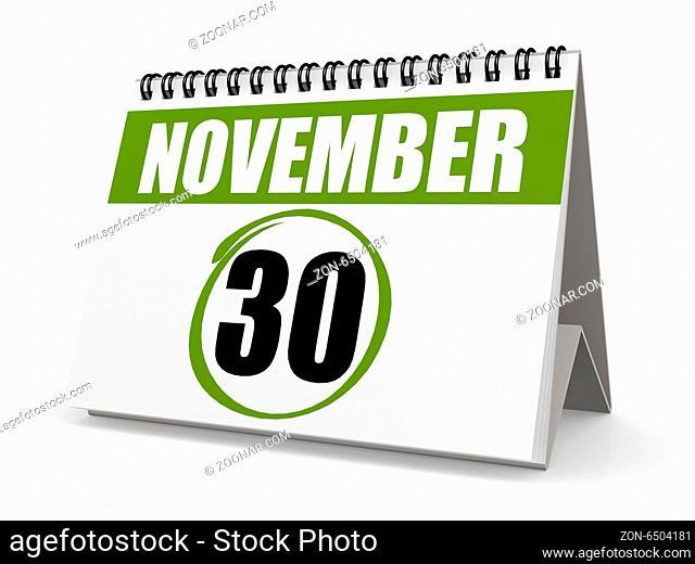 30 November St Andrew s Day