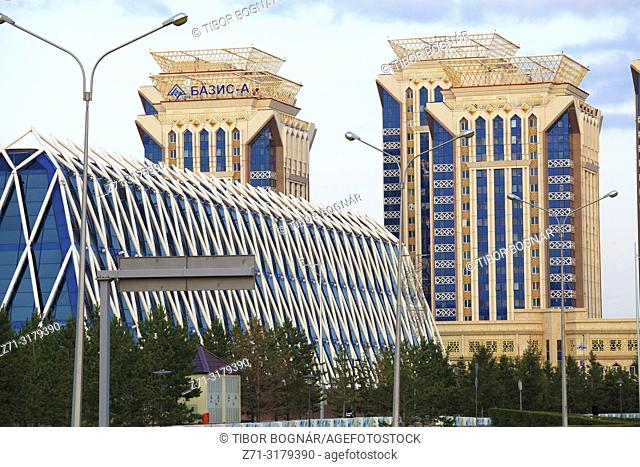 Kazakhstan; Astana; Palace of Independence,