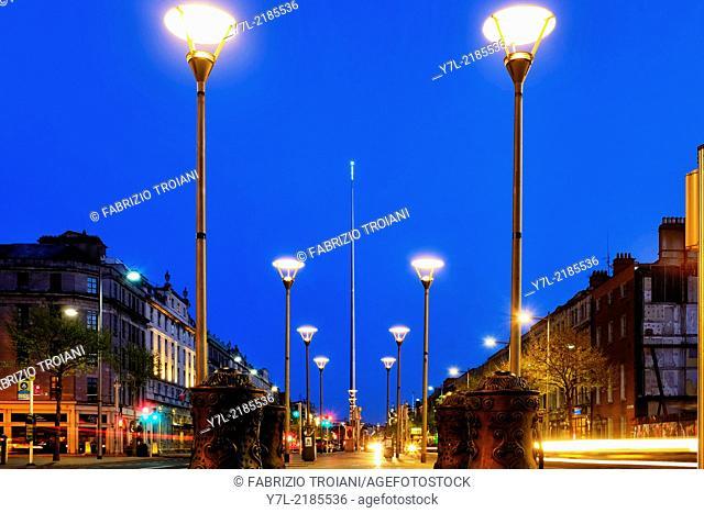O'Connell Street, Dublin, Ireland