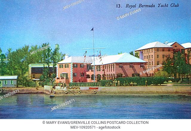 Bermuda, Royal Bermuda Yacht Club