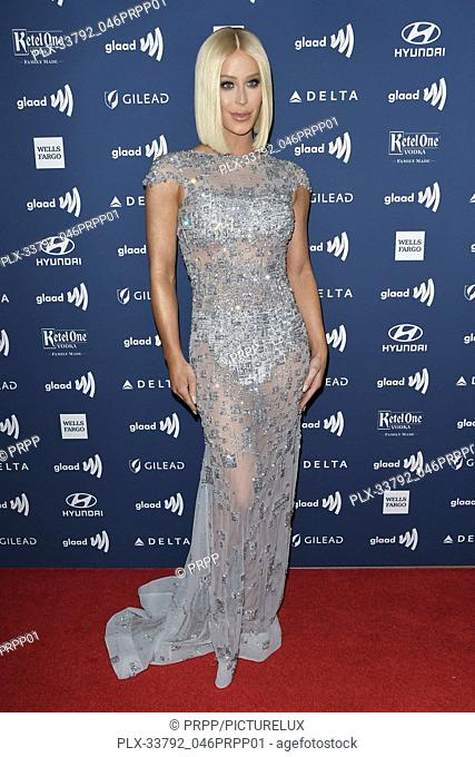 Gigi Gorgeous at the 30th Annual GLAAD Media Awards held at the Beverly Hilton Hotel in Beverly Hills, CA on Thursday, March 28, 2019