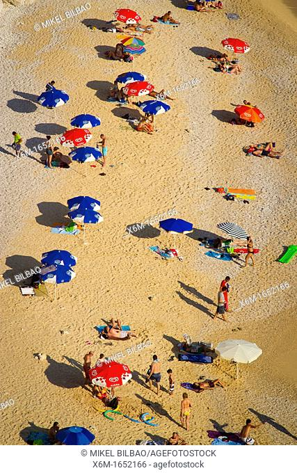 Kaputas beach  Antalya province  mediterranean coast  Turkey