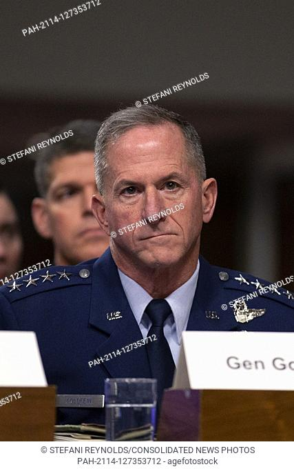 Chief of Staff of the U.S. Air Force General David Goldfein, on a panel with Director of Defense Capabilities and Management at the Government Accountability...