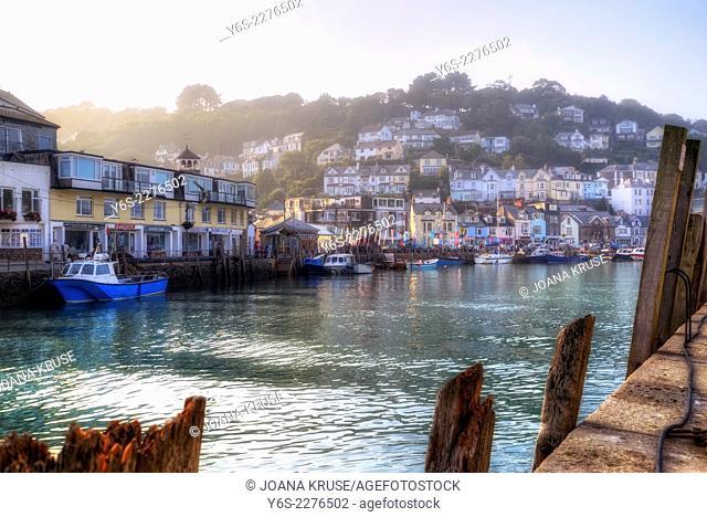 Looe, Cornwall, England, United Kingdom