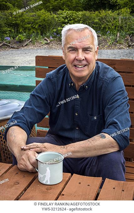 Image of WILLIAM LINTO, Plot 66, from Irvine, Eglinton Growers Allotments, Kilwinning, Ayrshire, Scotland, UK