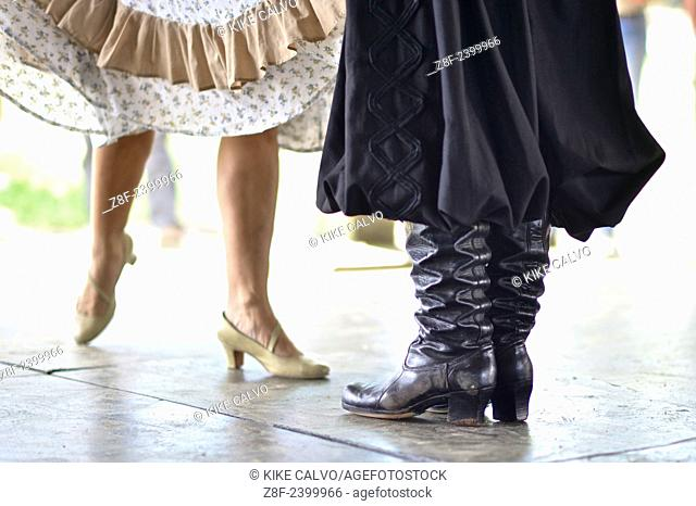 Uruguayan Traditional Dancers