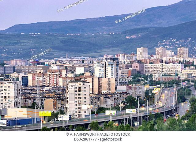 SOFIA BULGARIA Skyline