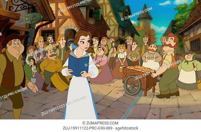 RELEASE DATE: 22 November 1991. TITLE: Beauty and the Beast. STUDIO: Walt Disney Pictures. PLOT: Belle, whose father Maurice is imprisoned by the Beast (really...