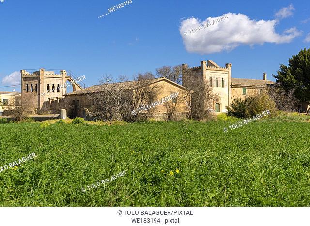 Mirabó, Sa Casa Blanca, Palma, Mallorca, balearic islands, Spain