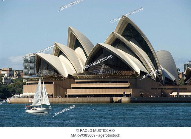 opera house, sydney, australia, oceania