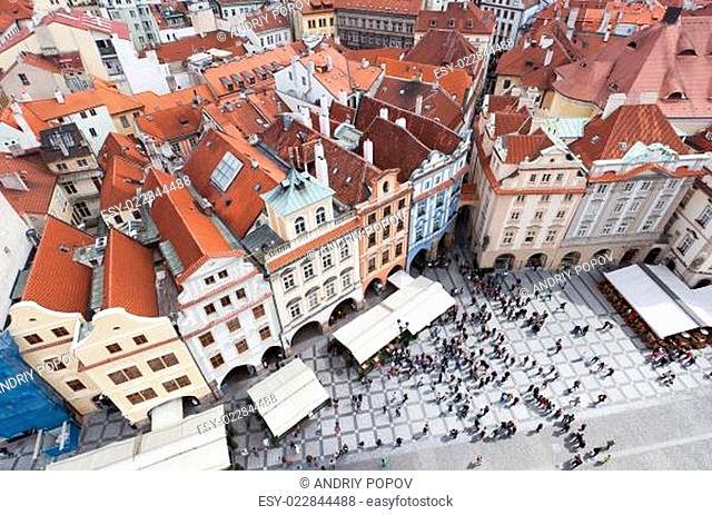 Old Town Square (Staré mesto), Prague