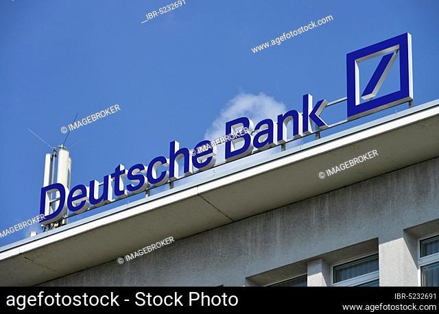 Deutsche Bank, Innsbrucker Platz, Schöneberg, Berlin, Germany, Europe