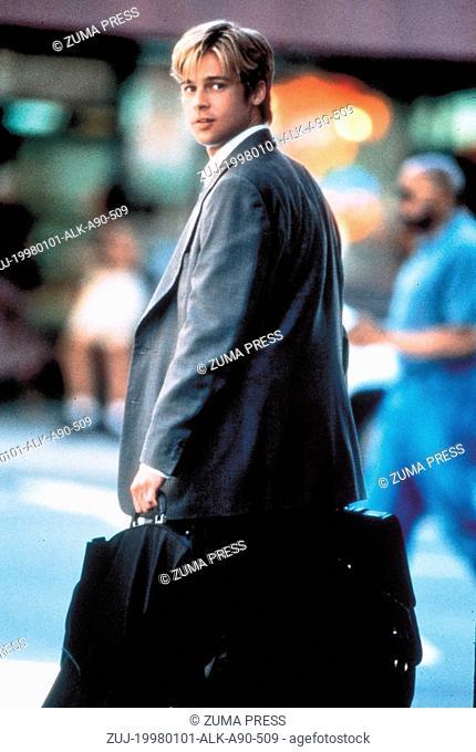 1998; Meet Joe Black. Original Film Title: Meet Joe Black, PICTURED: BRAD PITT, Composer: Thomas Newman, Director: Martin Brest, IN CAST: Brad Pitt