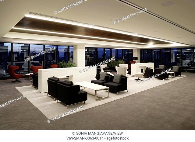 Generic office interiors