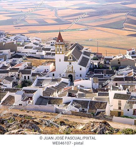 Teba. Málaga province, Andalusia, Spain