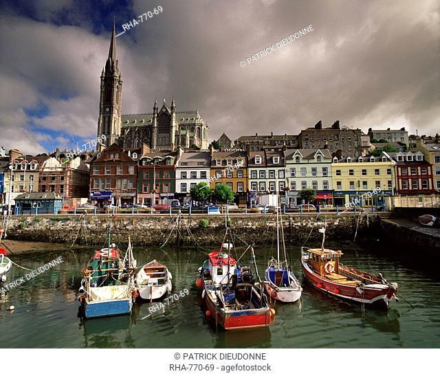 Toms Cork-Cobh-Ringaskiddy Cruise Port Guide: Ireland Part
