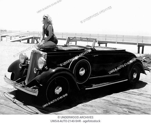 Hupmobile car Stock Photos and Images | agefotostock