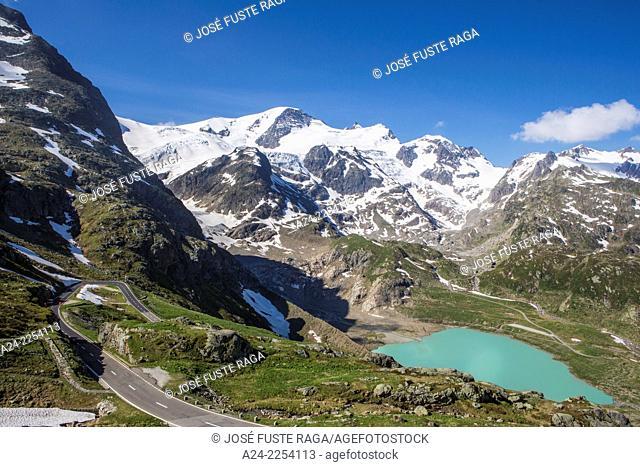 Switzerland, Susten Pass