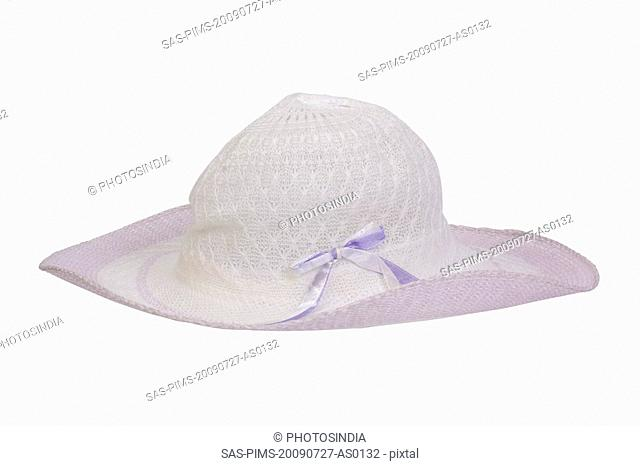 Close-up of a hat