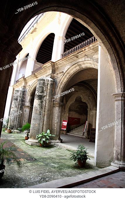 Convento de San Francisco de Asis, Old Havana, Havana, Cuba