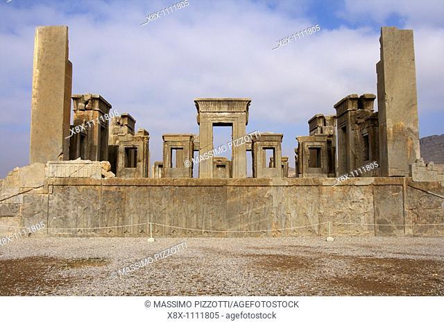 Palace of Darius, Persepolis, Iran