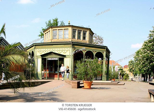 Germany, Stuttgart: wilhelma