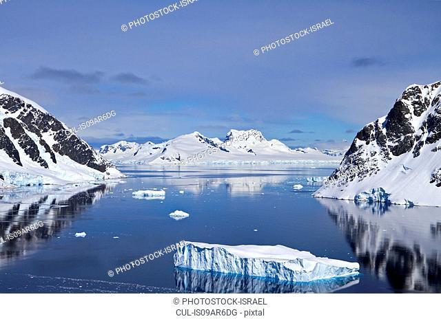 Danco Island or Isla Dedo, Antarctica