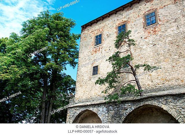 Buchlov castle, CZ