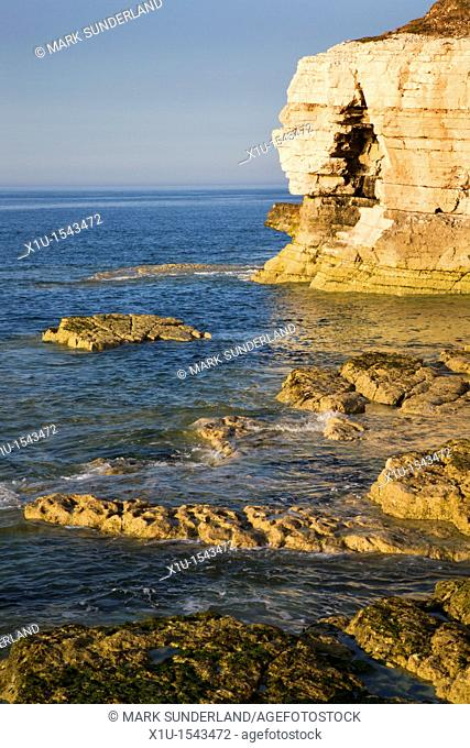 Flamborough Head East Riding of Yorkshire England