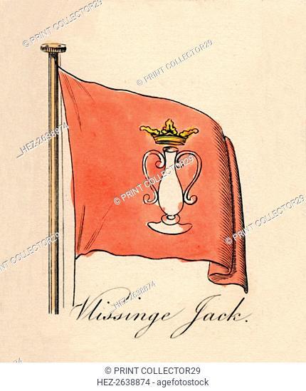 'Vlissinge Jack', 1838. Artist: Unknown
