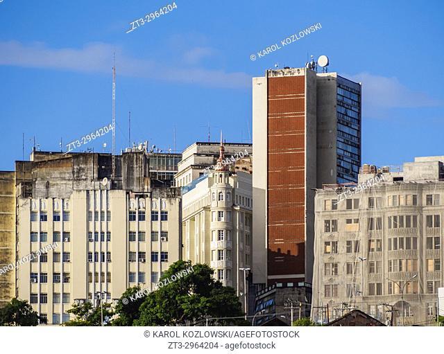City Center, Salvador, State of Bahia, Brazil