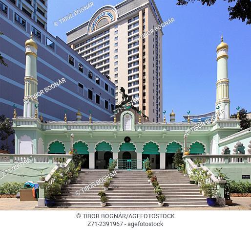 Vietnam, Ho Chi Minh City, Saigon, Central Mosque,