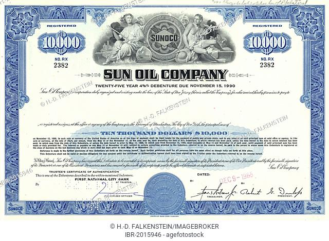 Sun oil company ohio Stock Photos and Images | age fotostock