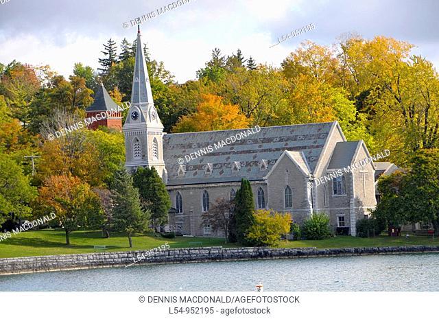 Trinity Episcopal Church Seneca Falls New York Finger Lakes Region