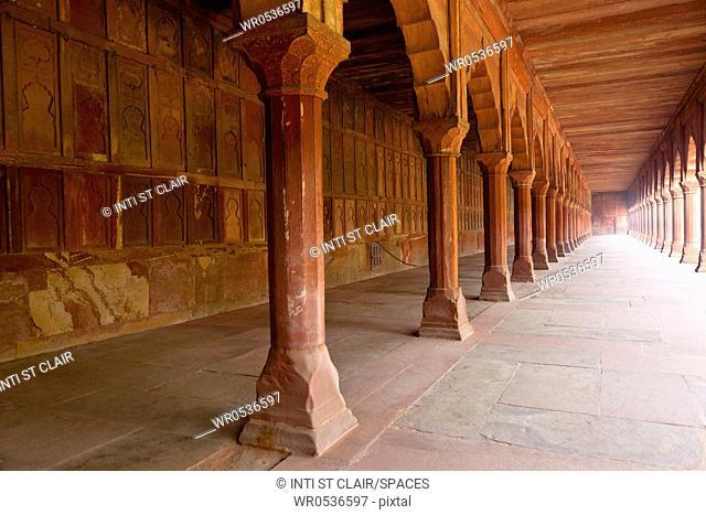 Ancient Indian Corridor