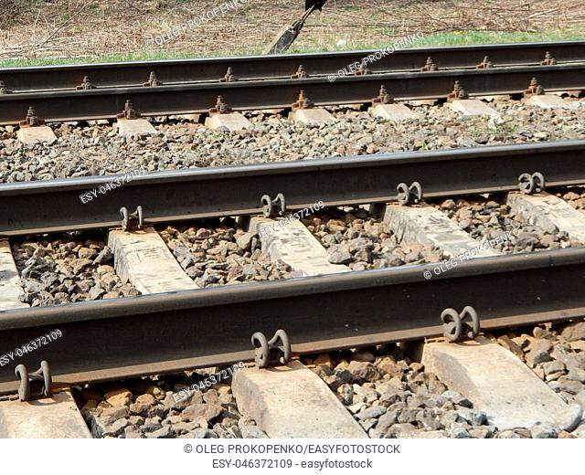 Railway equipment and infrastructure