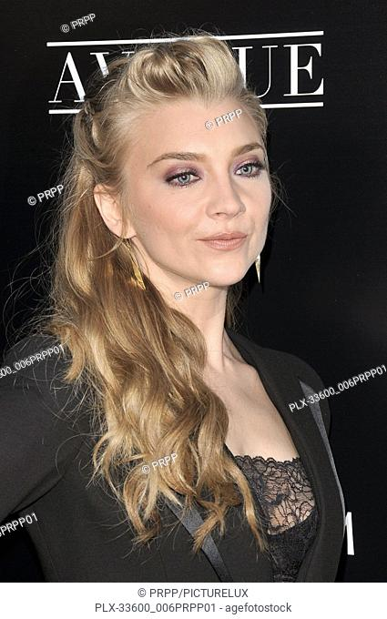 "Natalie Dormer at the """"In Darkness"""" Los Angeles Premiere held at the ArcLight Hollywood in Los Angeles, CA on Wednesday, May 23, 2018"