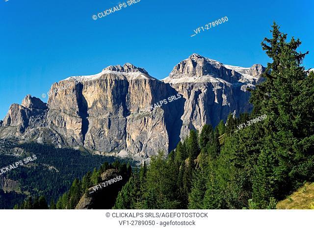Italy,Val di Fassa, Dolomites, Europe, mountain, Alps, Trentino