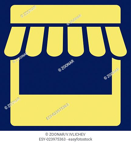 Store icon from Business Bicolor Set
