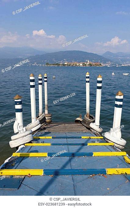 Borromean Islands, Lake Maggiore, Piedmont, Italy