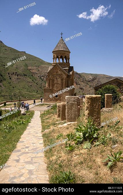 Noravank Monastery near Areni, Vajots'Dzor Province, Armenia, Asia