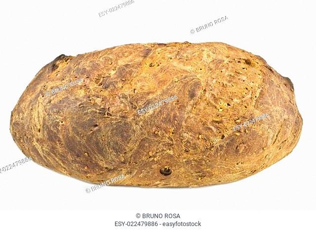 homemade integral bread