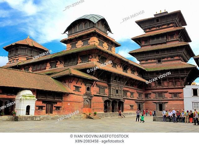 Hanuman Dhoka Royal Palace Complex, Durbar square, Kathmandu, Nepal